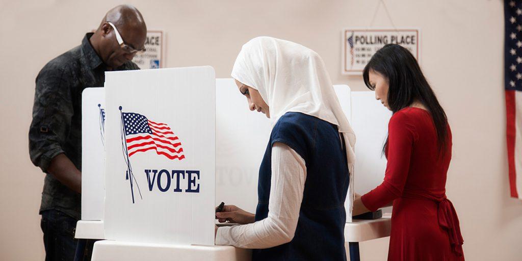 Isu 14 Ribu Orang yang Sudah Meninggal Mempunyai Hak Suara di Michigan Saat Pemilu Amerika Serikat