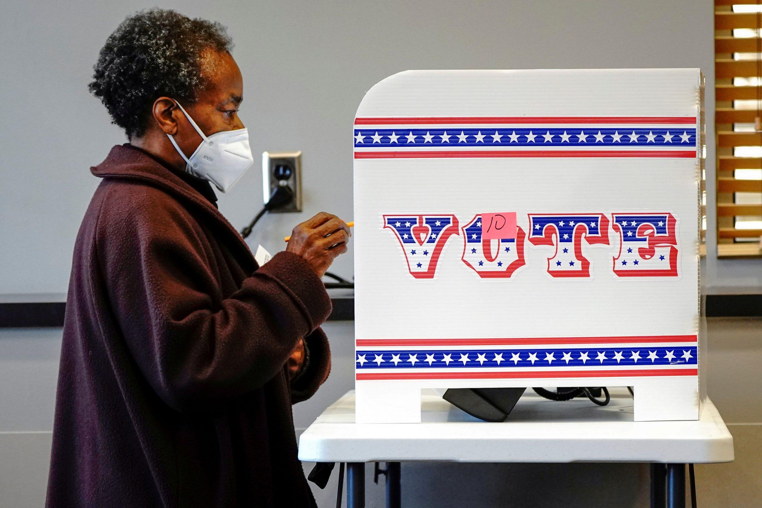Isu 14 Ribu Orang yang Sudah Meninggal Mempunyai Hak Suara di Michigan Saat Pemilu Amerika Serikat? Begini Faktanya